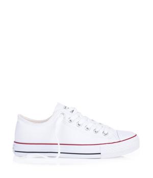 Bílé nízké tenisky ANDY-Z