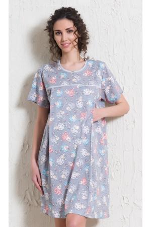 Dámská noční košile mateřská Ovečky