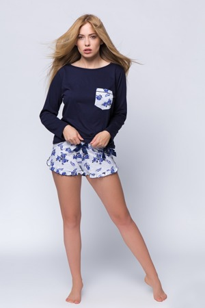 Dámské pyžamo Marine - Sensis