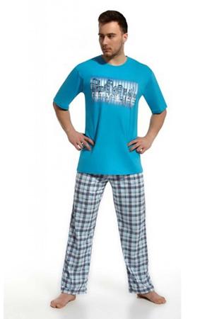 Pánské pyžamo 134/36 City life 2 - Cornette