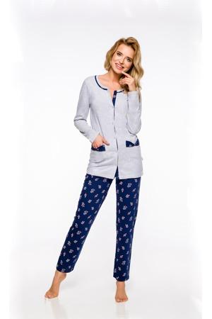Dámské pyžamo Taro Fabia 2122 dł/r M-XL