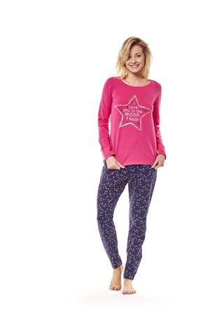 Dámské pyžamo MOONY 36171