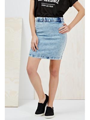 Moodo Sukně dámská jeans