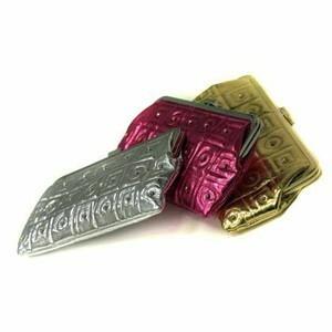 Plesová kabelka č.91023 - zlatá