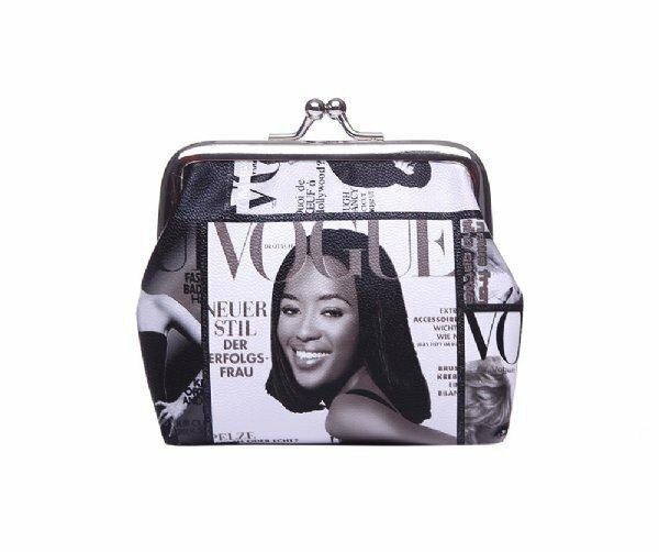 Stylová mincovka Vogue Style