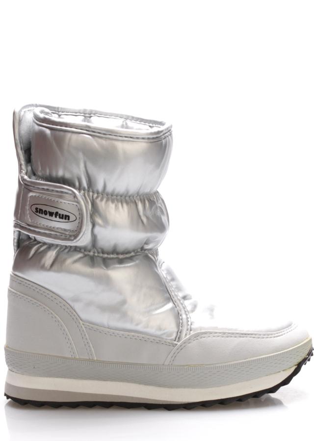 Stříbrné sněhule Claudia Ghizzani - 36