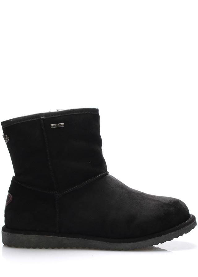 Černé zimní boty Bruno Banani - 37