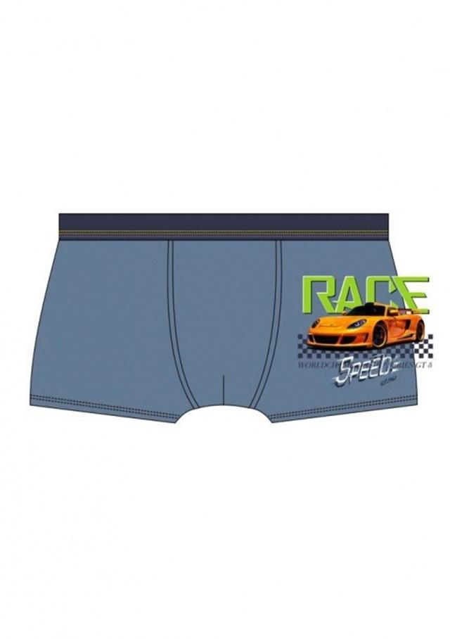 Chlapecké boxerky Cornette 700/51 - 122/128 - Modrá