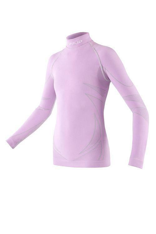 Termo triko Spaio Thermo Line Junior W01 DZ - 152-158 - light pink