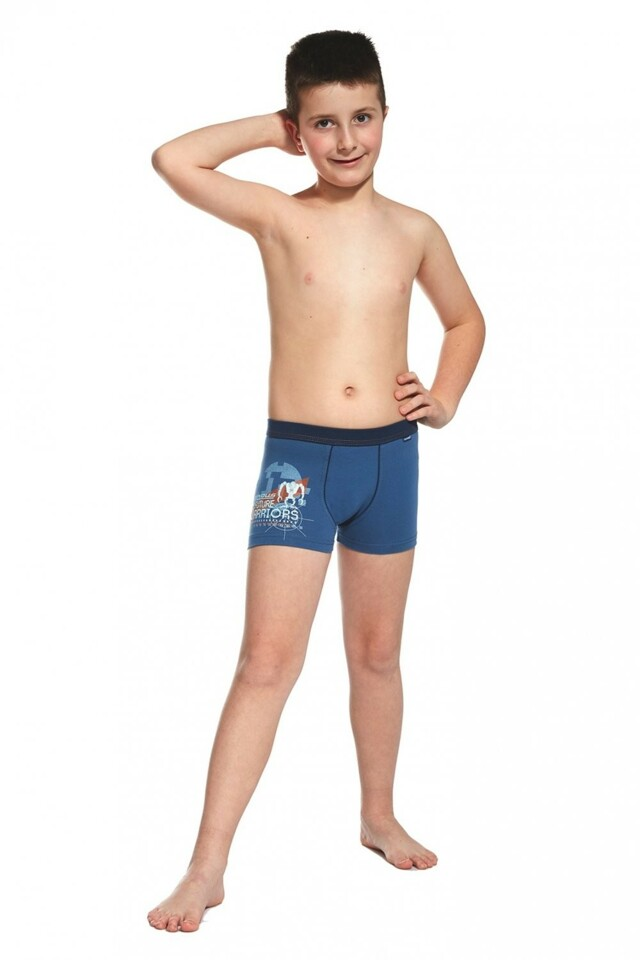 Chlapecké boxerky 700/49 Dangerous - 134/140 - viz foto