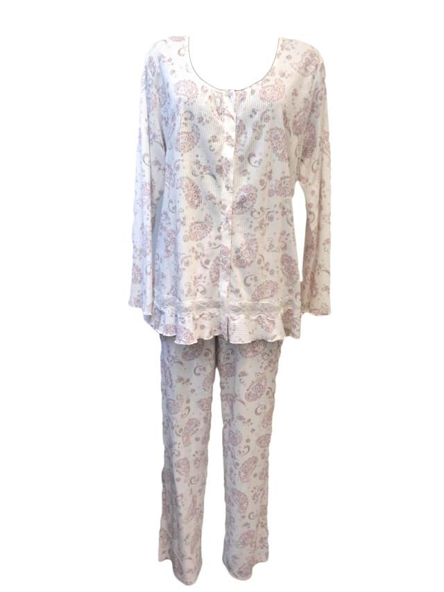 Dámské pyžamo 1470 - Vamp - XXL - růžová