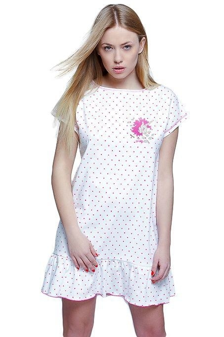 Noční košile Unicorn jednorožec - S