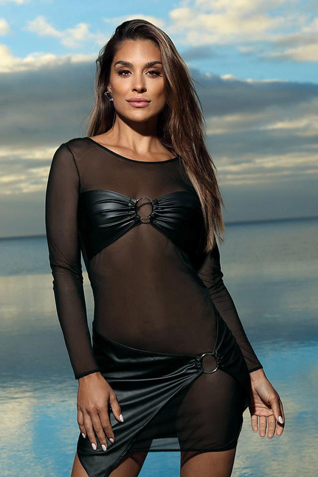 Sexy šaty model 137930 Axami - L