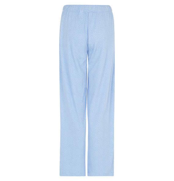 Dámské pyžamo-kalhoty QS1719E - Calvin Klein - L - modrá