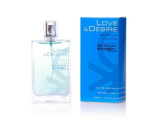 Feromony pro muže Love and Desire 50 ml - Valavani