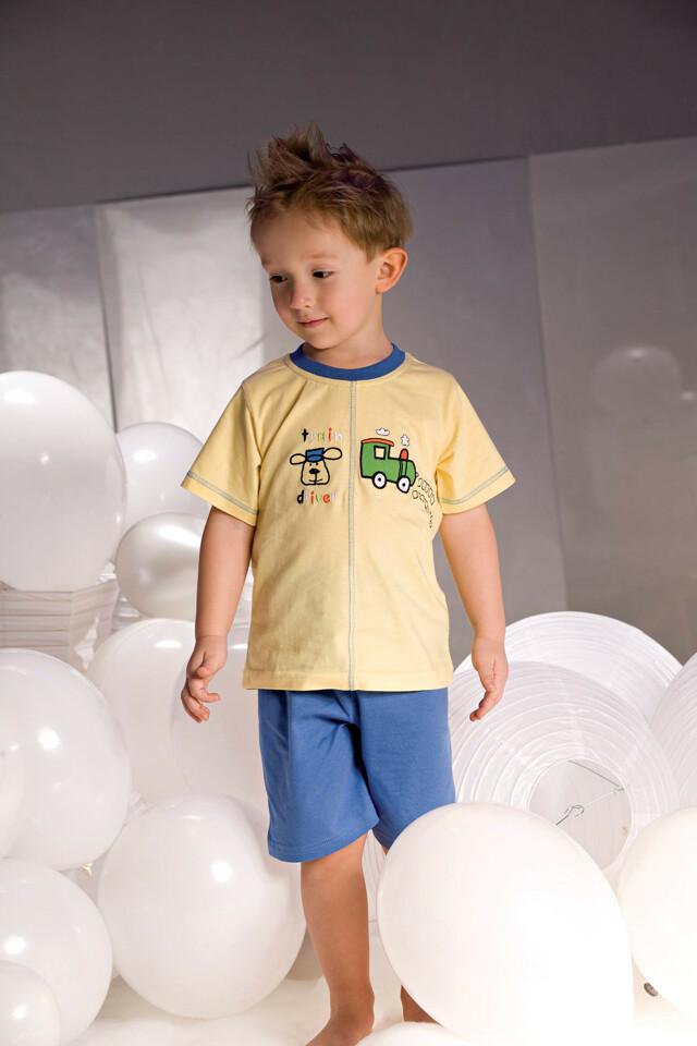 Pyžama model 30658 Piccolo Meva - 140-146