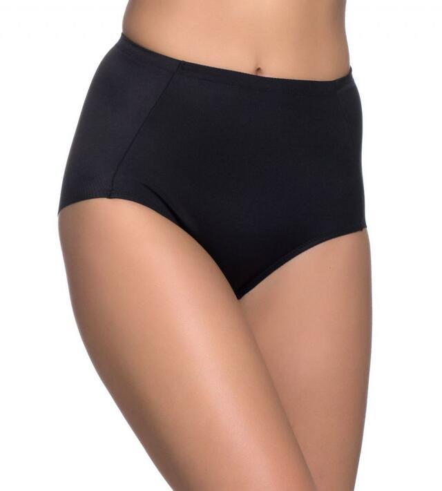 Kalhotky vysoké Becca Medium Panty - Triumph - 70 - hladce tělová (6106)