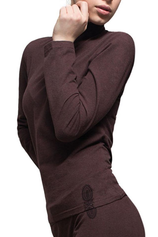 Dámské spodní tričko LVD 729 - KEY - šedá - L