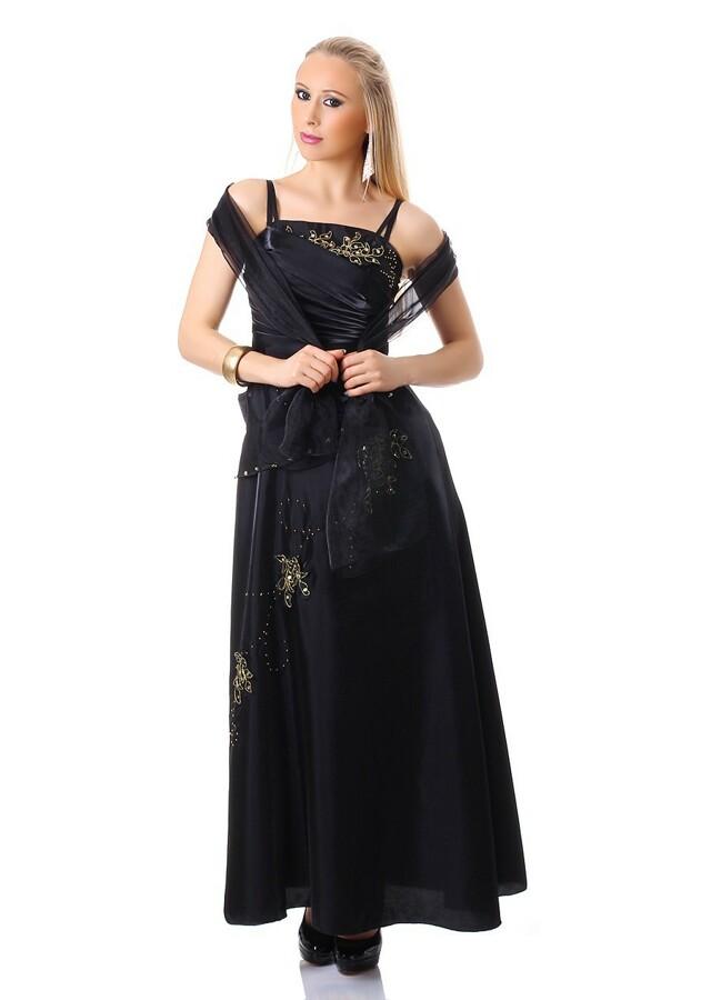Plesové šaty - L