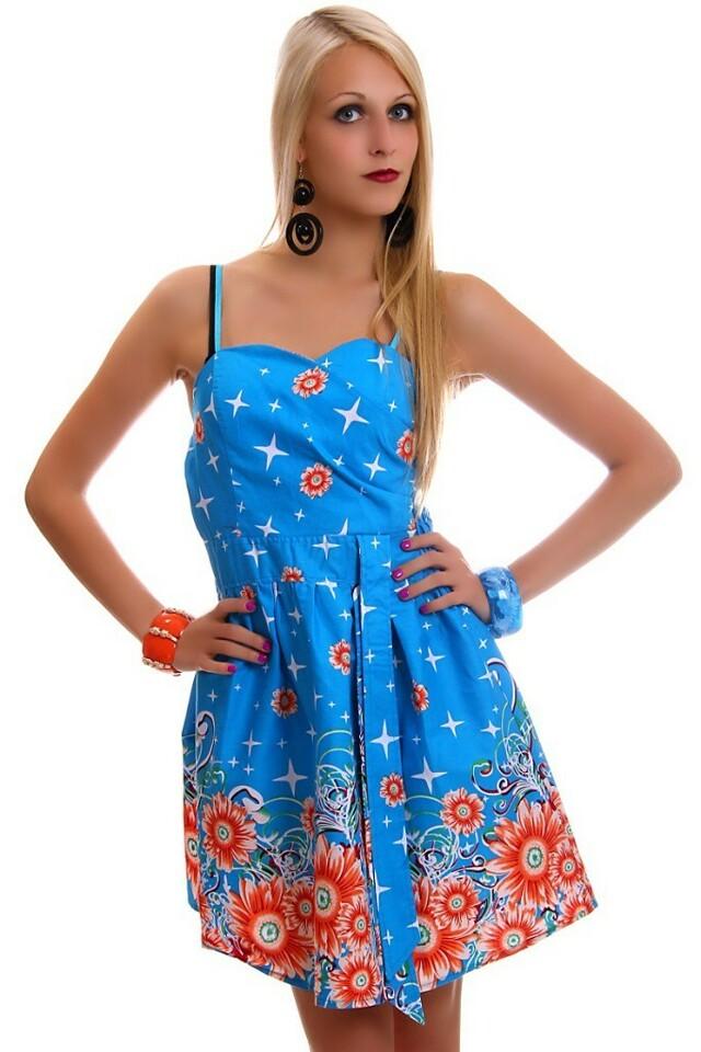 Letní šaty - M