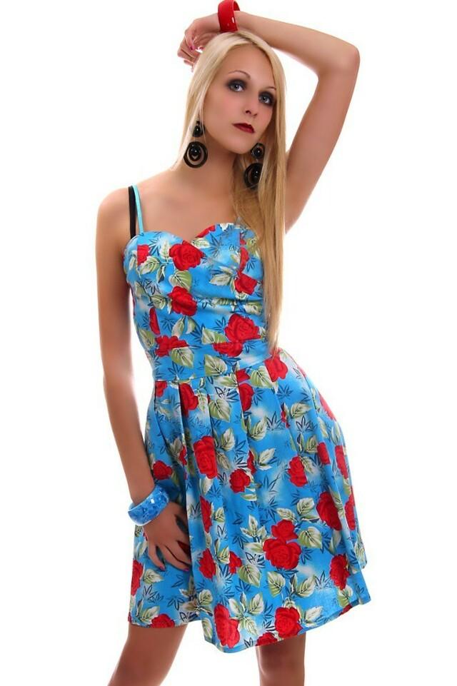 Letní šaty - L
