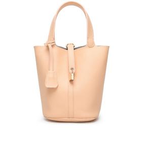 Kabelka Mini Celine Leather - růžová