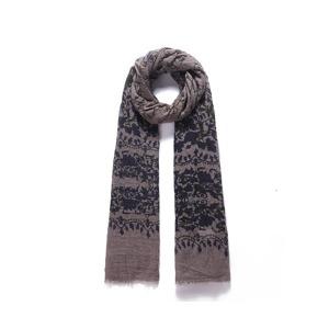 Luxusní šátek Oriment - modrý