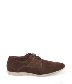 Hnědé pánské kožené boty Coolman 7791c7761b