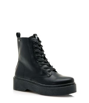Černé šněrovací boty martensky MTNG