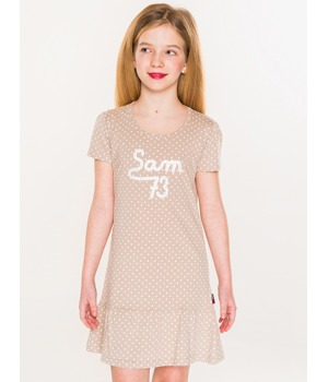 Šaty SAM 73 DEMETRA Béžová
