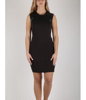Šaty Replay W9964 Černá