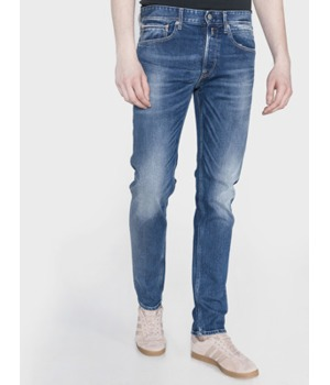 Ronas Jeans Replay Modrá