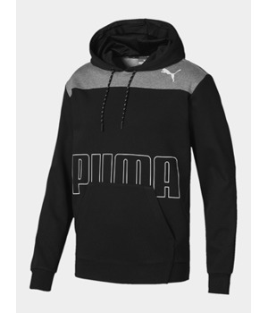 Mikina Puma Modern Sports Hoody Černá