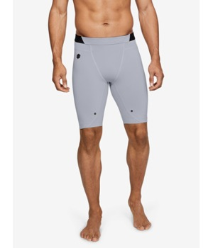Kompresní šortky Under Armour Rush Comp Short Šedá