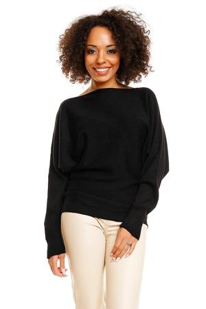 Dámský svetr s netopýřími rukávy 70003 - PeeKaBoo 76f200fd04