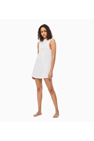 e51075096 Plážové šaty KW0KW00709-143 bílá - Calvin Klein
