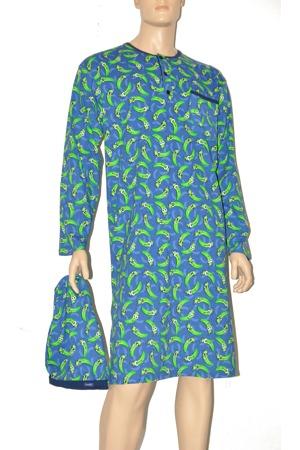9c478d4c1b84 Pánská noční košile Cornette 110 586501 dł r M-2XL