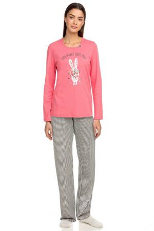Vamp - Dvoudílné dámské pyžamo 15353 - Vamp
