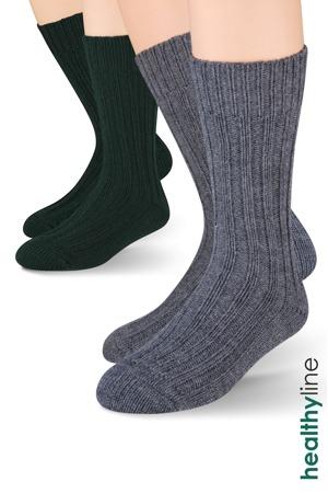 11081079a04 Pánské vlněné ponožky 044 - STEVEN