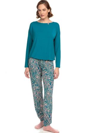 Vamp - Dvoudílné dámské pyžamo Daphne 15167 - Vamp