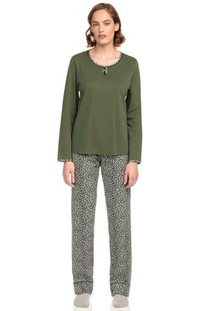 Vamp - Pohodlné dvoudílné dámské pyžamo 15337 - Vamp