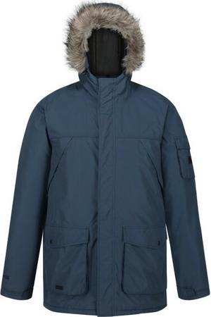 Pánská zimní bunda Regatta RMP285 Salinger II Salinger II 8PQ Modrá