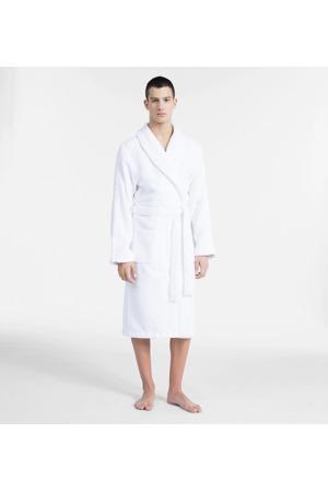 8d547e0a0 Pánský župan EM1159E-100 bílá - Calvin Klein
