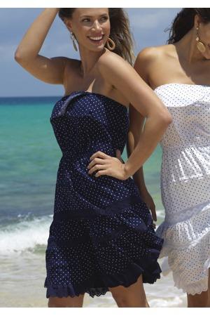 be6dcb2cabd9 Dámské plážové šaty Ysabelmora 85502