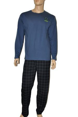 415294a8032e Pánské pyžamo Cornette 124 126 Academy 2 dł r