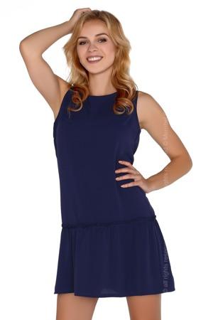 Dámské šaty model P30235 modrá - Merribel 554eb770c2