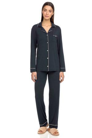 Vamp - Klasické dvoudílné dámské pyžamo 15142 - Vamp