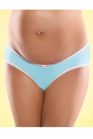 Těhotenské kalhotky Mitex Blue Jelly Slip