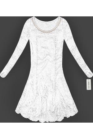 b931f8e5f38 Bílé letní šaty s krajkou dlouhé (9 produktů)