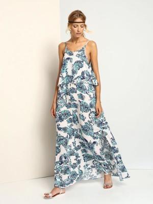 Top Secret šaty dámské dlouhé bez rukávu poslední kus – Letní šaty 0284b99f92